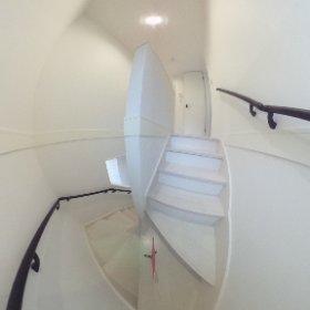 広S樣邸 階段