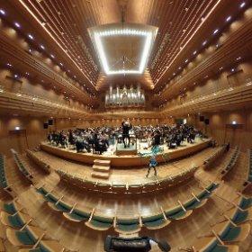 【いよいよ11/29❣️】 #初音ミクシンフォニー 東京公演リハーサル中です‼️ 東京フィルハーモニー交響楽団のすばらしい演奏が皆さまをお待ちしております♬🤣✨