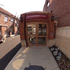 Harvard Dental Center Entrance (Outside View)