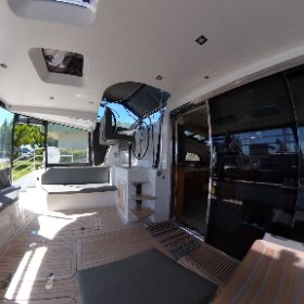 2016 Privilege Serie 5 Catamaran ANDANTE - Cockpit