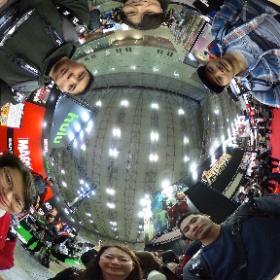 2017-12-02, Comic Con!!! #theta360