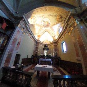 Eglise de Moghegno au Val Maggia