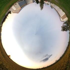 Nouvel emplacement pour de l'observation astronomique. Écurie Paul Lemaire