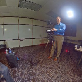 Wrapping up yesterday's shoot with a quick 360 photo.  #theta360