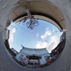 知多岡田簡易郵便局と木綿蔵ちた #知多市