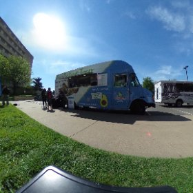 360 look at the #AvoActiveTour at Derby Dining Center until 2pm!