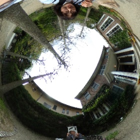 北鎌倉葉祥明美術館にお友達とお出かけしたときの写真(^^♪ #theta360