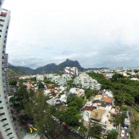 Navidad en Rio de Janeiro. Que vista!!