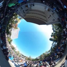 Darsana opening seremony #theta360