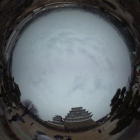 世界遺産  姫路城