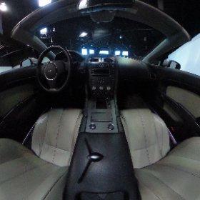 360 degree view of 2007 Aston Martin Vantage