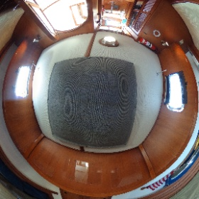 34' CHB Guest Stateroom #theta360