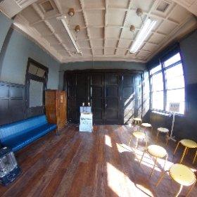清澄高校麻雀部部室。 #咲実写 #theta360