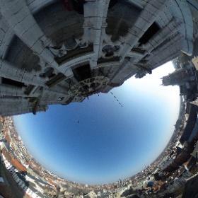 #gent #360view #photography #ghent @visitgent #belfort  #theta360