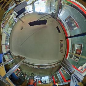 Im Cockpit des legendären roten Pfeils. (SBB Historic) RAe 2/4 1001 Baujahr 1935  #theta360