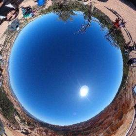 Entrance to Queens Garden Bryce Canyon National Park. #theta360