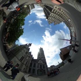 Экскурсия в Гент 15.05.16 Гид Феликс Bruges-la-mort.ru