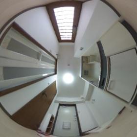 チサトハイツ3 室内廊下