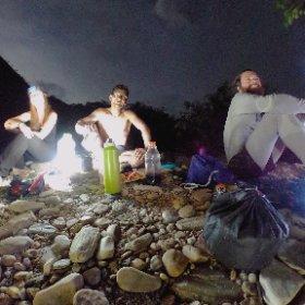 Acampamento em Delfinópolis!