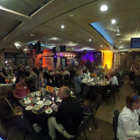 Great night @boocancer! Amazing turnout for such a great cause.  #theta360