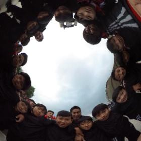 Torneo della Pace@Rivereto #tdp30 #theta360