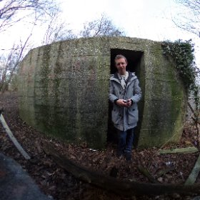 Vickers Machine Gun Emplacement, Chelmsford