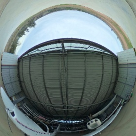 Daisybanks aircraft hangar