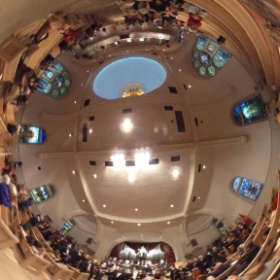 360 Photo Sphere - #Atlanta Community Symphony Orchestra (@ACSOrch) receives standing ovation today #theta360