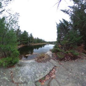 Small lake in Algonquin Park #algonquin #outdoors #nature #wilderness #travel #landscape #forest #tree #canada #canada_gram #artofautumn #theta360
