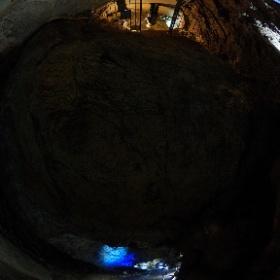 Kubacher Kristallhöhle     #360plus #StreetViewTrusted #theta360de