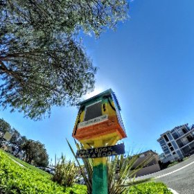 Little Free Library  #theta360