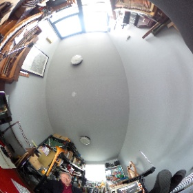 In the company of @JemFiner #theta360uk