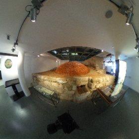 """Centre d'interpretació del patrimoni de la guerra civil """"Ermengol Piró"""" Alcoletge #theta360"""