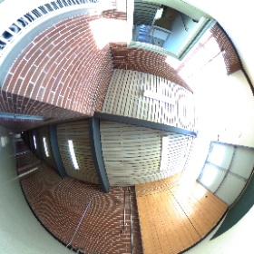 The Hallways of St. Mary's Indian Residential School #theta360