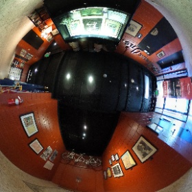 the end of the museum tour #theta360