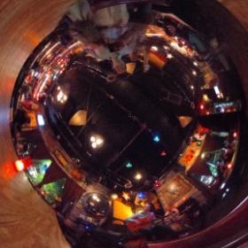 360 photo sphere - Enjoying the music at @eclipse_di_luna in Buckhead #theta360
