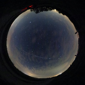 ISS transit in Austria by project nightflight