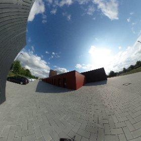Außenanlage Hinterhof