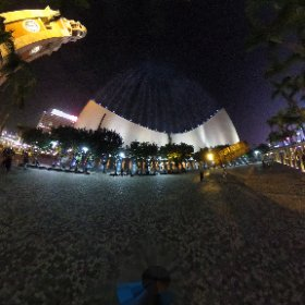 HK Cultural Centre #theta360
