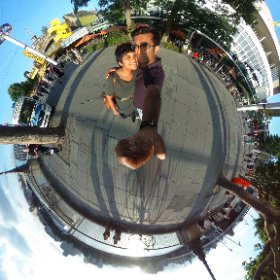 southbank london #theta360 #theta360uk