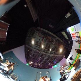 TOKYOスカイライン-Urban Coaster-を体験!コースが以前体験した時と違う!建物が増えてる!手妻ヘリは無茶な飛び方してる! #未来アミューズメントパーク #theta360