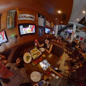 360 spherical The Clubhouse Sports Bar Grill in Suk Soi 23 has the hospitality quality golf clubs Bangkok, SM hub https://goo.gl/Vp4o3P  BEST HASHTAGS  #TheClubhouseSportsBar #BkkSportsBar loc #SukSoi23 #BtsAsoke #Firefly3d #theta360