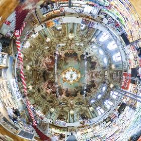 Ein Supermarkt im Theater (Foto: Kopp)