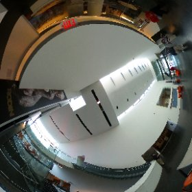Virginia Museum of Fine Arts, Richmond, VA -- December 25, 2015. #theta360
