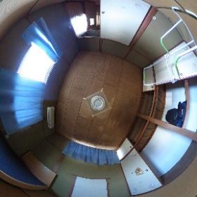 山陽小野田 室内 2階東側和室