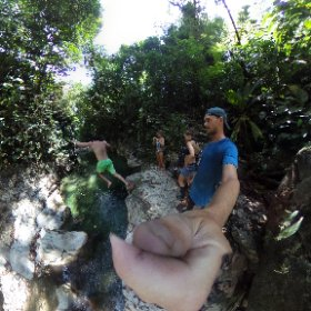 Watering hole at the incredible Finca Bellavista.  #theta360