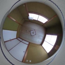 湊町 中古住宅 和室1