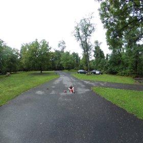 Campground Greenbelt Park, Washington DC. #theta360
