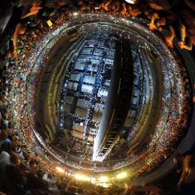 U2 Madrid 21/09 Beautiful Day 360° photo #U2eiTour