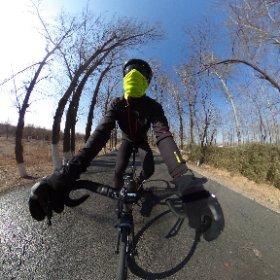 #cycling #beijing #wenyu #theta360